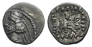 Kings of Parthia, Orodes II (c. 57-38 BC). ...