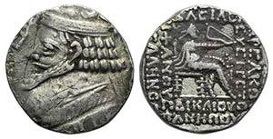 Kings of Parthia, Phraatakes (c. 2 BC-AD 4). ...