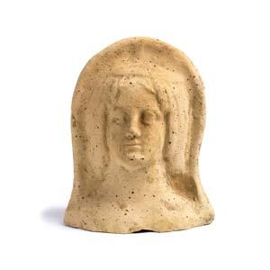 Votive female head3rd – 2nd century ...