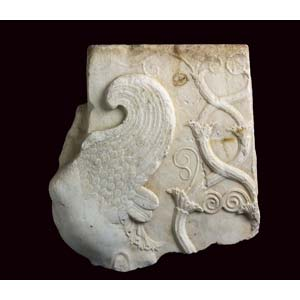Trapezophoros with sphinxEnd of 1st century ...