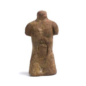 Votive male torso 3rd - 2nd century BCheight ...