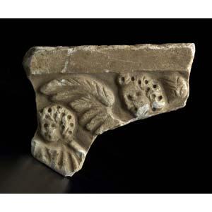 Funerary relief 3rd century ADheight cm 12,3 ...