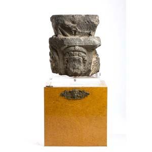 Basalt altar with Heliopolitan deitiesRoman ...