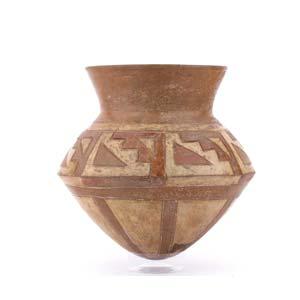 Biconical vesselPerù, Moche Culture, 500 ...