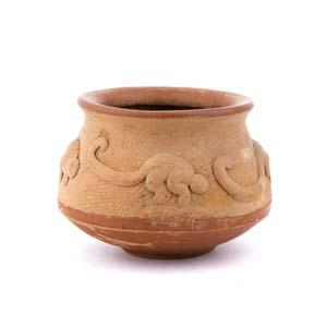 Miniaturist bowl in colombino techniqueCosta ...