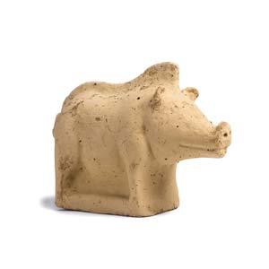 Votive boar 3rd – 2nd century BCheight cm ...