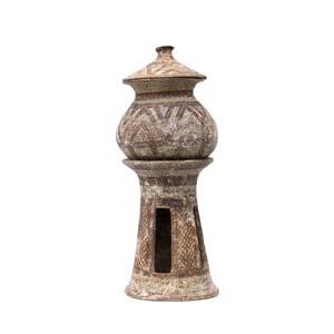 Etruscan Impasto calefattoio8th - 7th ...