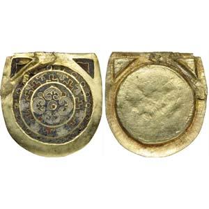 Cloisonné applique10th – 12th century ...