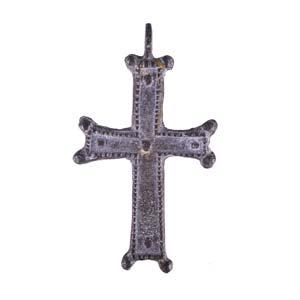 Leaden crossSouth Italy, 13th centuryheight ...