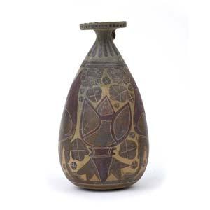 Corinthian alabastron ca. 600 - 575 BCheight ...