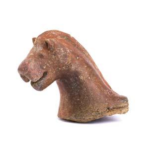 Etruscan Pegasus head protome5th – 4th ...