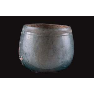 Roman miniature glass bowl 1st - 2nd century ...
