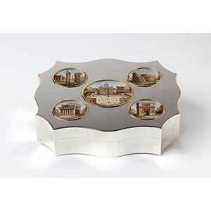 PETOCHI, Roma - Important solid silver ...