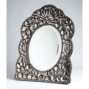 Sterling silver (925‰) photo frame with ...