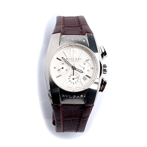 Chrograph stainless steel Wristwatch, by  ...