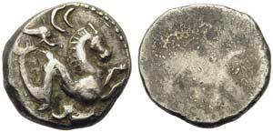 Etruria, Luca (?), 10 units, 3rd century BC; ...