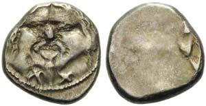 Etruria, Populonia, 20 units, 3rd century ...