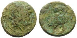 Etruria, Uncertain mint, Bronze, 3rd century ...