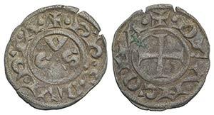 Italy, Ancona, Republic, 13th century. AR ...