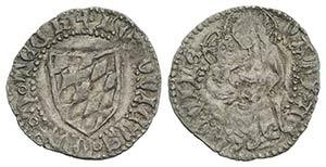 Italy, Aquileia. Ludovico II (1412-1420). AR ...