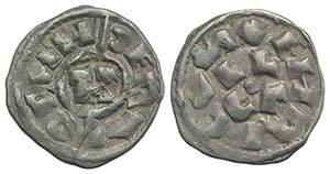 Italy, Lucca. Enrico II (1004-1024). AR ...