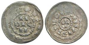 Italy, Milano, Enrico III-V (1039-1125). BI ...