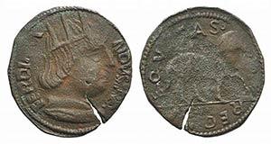 Italy, Napoli. Ferdinando I d'Aragona ...