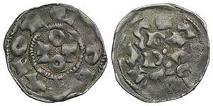 Italy, Pavia. Ottone I-II (962-967). AR ...