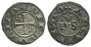 Italy, Ravenna, 13th-14th century. BI Denaro ...