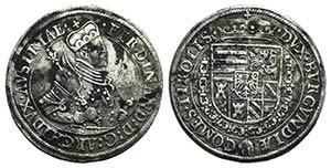 Austria, Holy Roman Empire. Ferdinand II ...