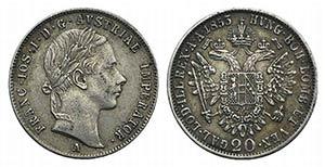 Austria, Franz Joseph I (1848-1916). 20 ...