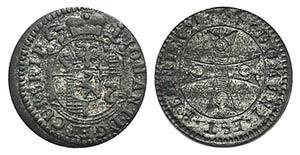 Switzerland, Chur. Bluzger 1766 (17mm, ...