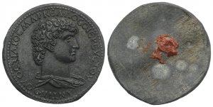 Paduan Medals, Antinoüs (died AD 130). Cast ...
