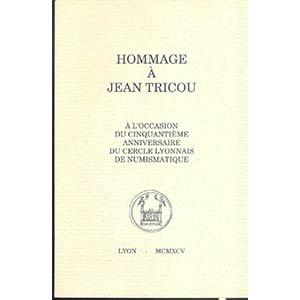 AA.VV. - Hommage a Jean Tricou. A loccasio ...