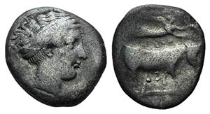 Southern Campania, Neapolis, c. 320-300 BC. ...