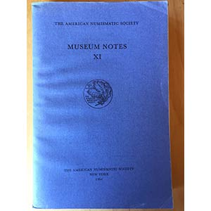AA.VV. The American Numismatic Society. ...