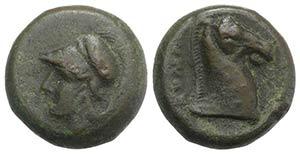 Anonymous, Rome, c. 260 BC. Æ (17mm, 6.45g, ...