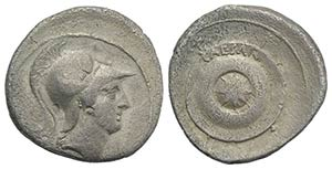 Octavian, Autumn 30-summer 29 BC. AR ...