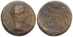 Augustus (27 BC-AD 14). Asia Minor, ...
