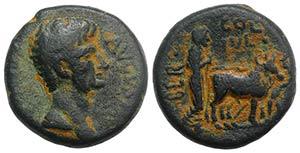 Divus Augustus (died AD 14). Phoenicia, ...