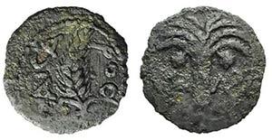 Judaea, Procurators. Marcus Ambibulus, 9-12 ...