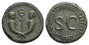 Tiberius and Germanicus Gemellus (19-37/8 ...