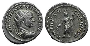 Caracalla (198-217). AR Antoninianus (23mm, ...