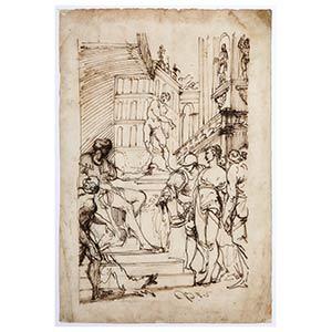 Scuola bolognese, XVII secoloAlessandro e ...
