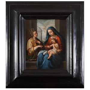 Francesco Allegrini (Roma, 1624 ? - Roma, ...