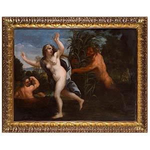 Scuola emiliana, XVII secoloPan e ...