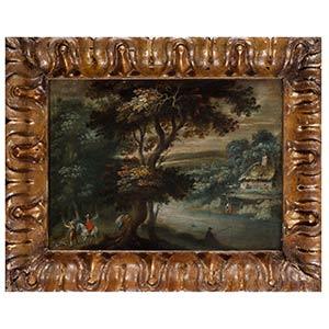 Cerchia di Jan Breughel il Vecchio ...