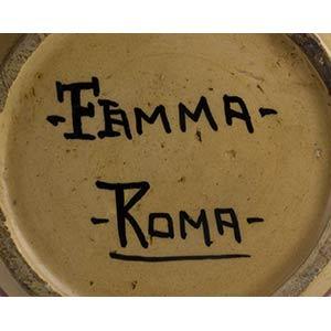 ROSATI - FIAMMA, ROMEVase with ...