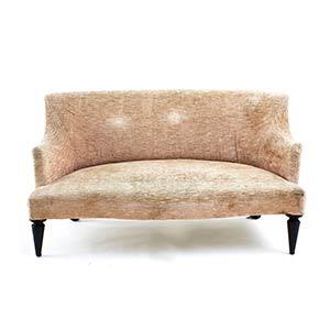 GUGLIELMO VERONESI (in style of)Sofa in pink ...