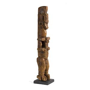 STATUA IGBO, 'ALUSI'Nigeria108 cm ...